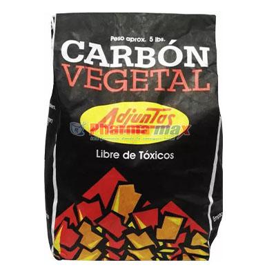 Adjuntas Carbon Vegetal 5 lbs
