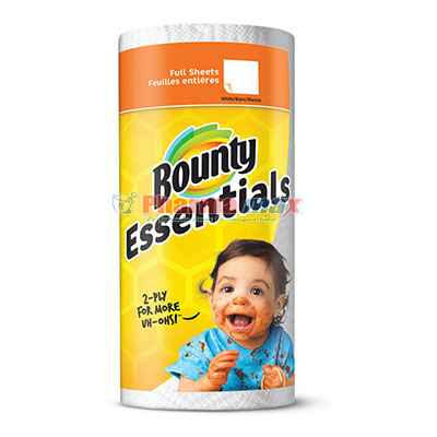 Bounty Essential White Full 40sheets