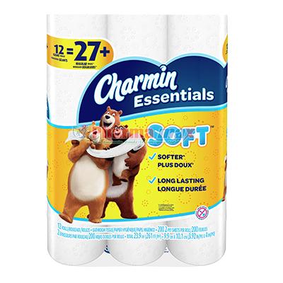 Charmin Essentials Soft 12 Rolls