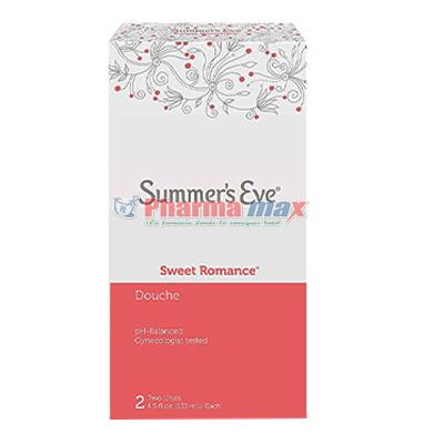 Summers Eve Sweet Romance Douche 2/4.5oz