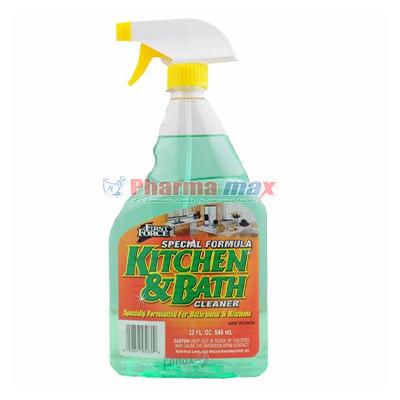 First Force Kitchen Bath Cleaner 32oz