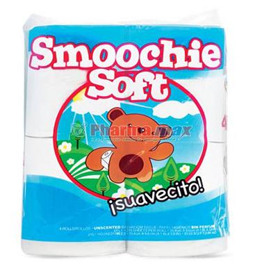 Smoochie Soft 4 Rolls