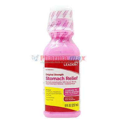 Leader Stomach Relief Original 8oz