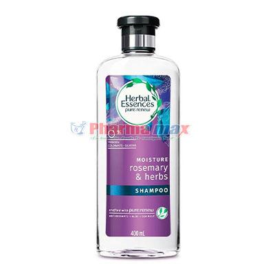 Herbal Essences Rosemary & Herbs Shampoo 400ml