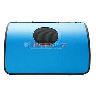 Pet Carrier Large Blue