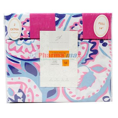 Supreme Living Full Sheets 6pcs Floral