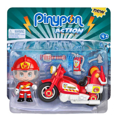 Pinypon Action Motorbike