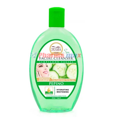 Nevada Facial Cleanser Pepino 7.6oz