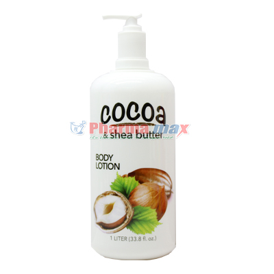 Body Lotion Cocoa & Shea Butter 1lt
