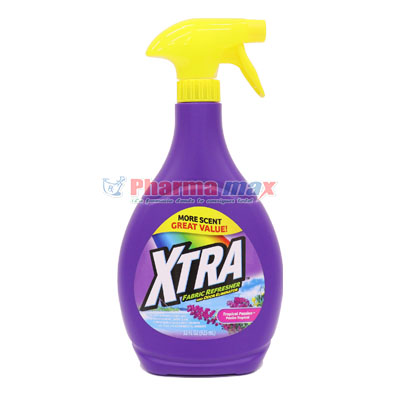 Xtra Fabric Refresher Tropical Passion 32oz
