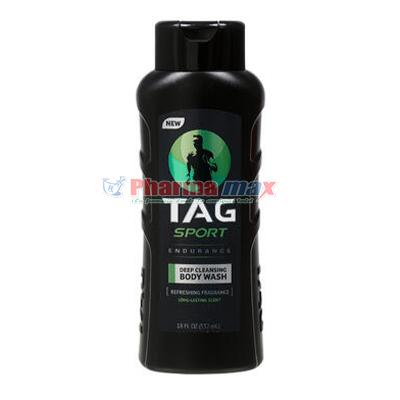 Tag Sport Body Wash Endurance 18oz