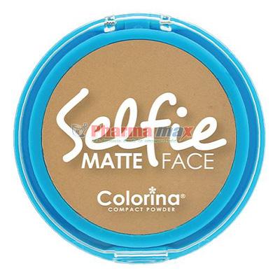 Colorina Selfie Compact Powder #08